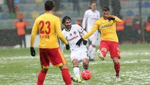 Kayserispor 1-1 Beşiktaş / MAÇIN ÖZETİ