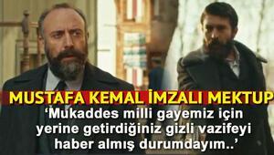 Vatanım Sensin yeni bölüm fragmanına Atatürk imzası