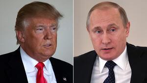 Trump ve Putin Cumartesi günü görüşecek