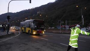 Belediye otobüsleri taraftarları yeni stadyuma taşıyacak