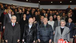 """CHP Mersin Milletvekili Prof. Dr. Aytuğ Atıcı """"Ülkeyi bir tek adama teslim etmesinler"""""""