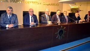 Bakanı Arslan: Dedeler, Yatırımlarımızı Torunlarından Önce Görüyor (4)