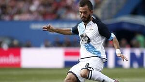 Emre Çolakın golü Deportivoya yetmedi
