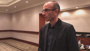 Yapay zekâ bizi kölesi yapmaz çünkü işine yaramayız - Yuval Noah Harari Video Röportaj