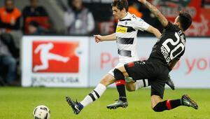 Borussia Mönchengladbach'ın deplasmandaki ilk galibiyeti