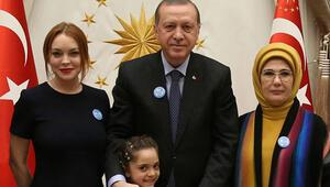 Lindsay Lohanın ilk paylaşımları Ankaradan
