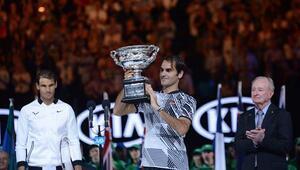 Federer-Nadal finali twitterı salladı