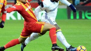 Kayserispor - Fenerbahçe maç fotoları