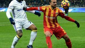 Kayserispor - Fenerbahçe maç fotoları (2)