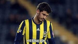 Fenerbahçede Salih Uçandan kötü haber