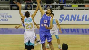 Gaziantep Basketbol'da galibiyet sevinci