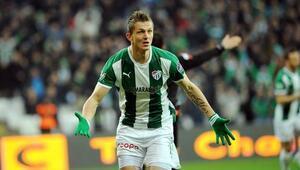 Bursaspor Tomas Necidi kiraladı