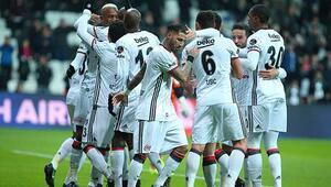 Beşiktaş 5-1 Atiker Konyaspor / MAÇIN ÖZETİ