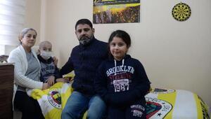 Organ nakli yapılan Batuhan, tekrar kanser oldu