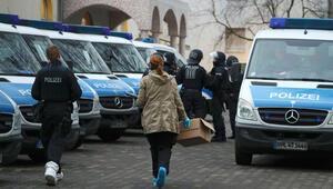 Alman polisinden DEAŞ'a operasyon