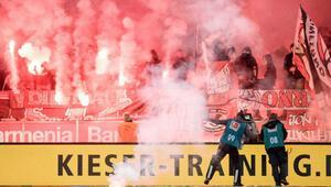 Leverkusen işaret fişeğini atanı arıyor