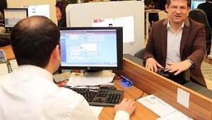 Başkan Subaşıoğlu da yeni kimlik kartı için başvurdu