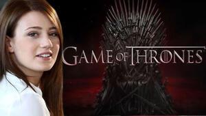 Gizem Karaca Game Of Thrones  seçmelerine katılacak