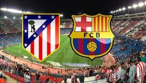 Atletico Madrid Barcelona maçı bu akşam saat kaçta hangi kanalda canlı yayınlanacak - İspanya Kral Kupası