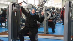 Suriyeli kadınlar, fitness ile savaş travmasını unutuyor