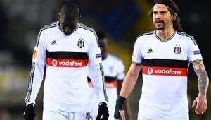 Beşiktaşın Avrupa Ligi kadrosu açıklandı
