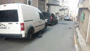 Polis her yerde onları arıyor Beyoğlunda bu sabah...