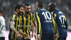 Beşiktaş Fenerbahçe maç sonucu: 0-1   İşte maçın özet görüntüleri