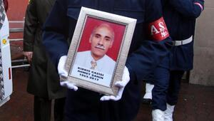 Kıbrıs gazisi Şahin son yolculuğuna uğurlandı