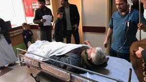 Kahta'da alacak kavgası: 2 yaralı