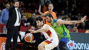 Galatasaray Odeabank: 82 - TOFAŞ: 73