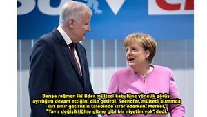 İki 'kardeş' parti liderini Schulz yakınlaştırdı