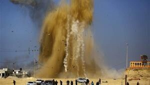 Hamastan İsraile yanıt gecikmedi