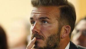 Beckhamın maili hacklendi