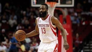 Houston Rocketsı Harden taşıdı