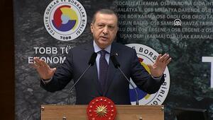 Erdoğandan ünlü işadamına sert çıkış: Benimle pazarlık etme