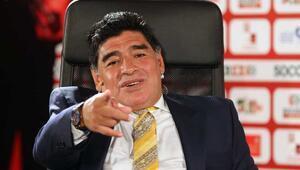 Maradona, FIFA için çalışacak