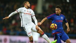Kardemir Karabükspor 2-1 Beşiktaş / MAÇIN ÖZETİ