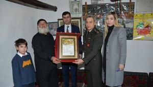 Kırşehir'deki şehit ailelerine şehadet belgeleri verildi
