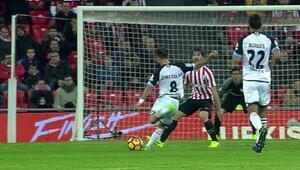 Emre Çolaktan muhteşem gol İspanyayı salladı...
