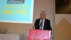Ayvalık CHPde referandum öncesi değerlendirme