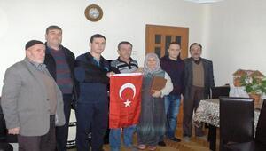 El Bab gazisi Arslana evinde ziyaret