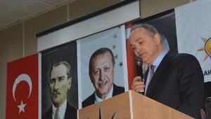Bakan Özlü: Mevcut sistemle Türkiye mehter gibi iki ileri bir geri gidiyor (2)