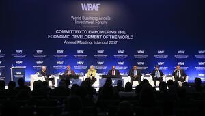 Dünya Melek Yatırımcılar Forumu İstanbulda başladı