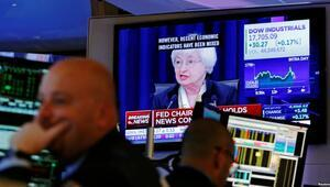 Küresel piyasalar Yellena odaklandı