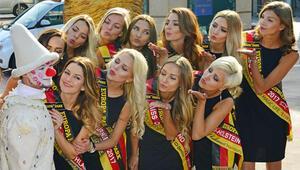 Miss Germany finalinde 21 genç kız yarışacak