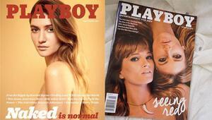 Playboy çıplaklığı geri getiriyor