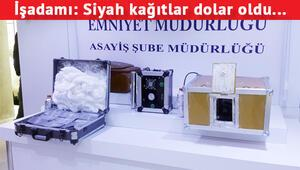 İstanbulda para yapan makine ele geçirildi