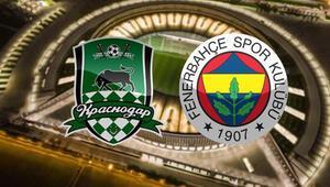 Krasnodar Fenerbahçe maçı ne zaman saat kaçta hangi kanalda canlı olarak yayınlanacak - UEFA Avrupa Ligi