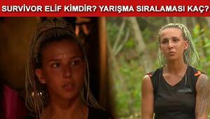 Survivor 2017 gönüllüler takımı yarışmacısı Elif Şadoğlu kimdir Aslen nerelidir Kaç yaşındadır
