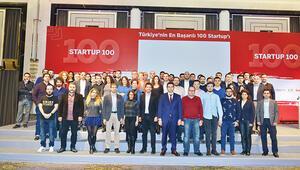 En başarılı 100 startup seçildi